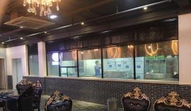 上海穆斯林餐厅调光膜项目