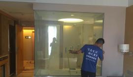 泰州宾馆智能玻璃项目
