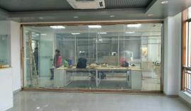 巢湖公安局智能玻璃项目