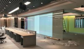 台州国家电网智能玻璃项目