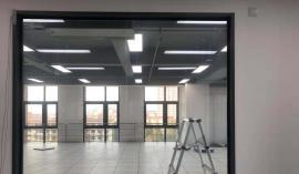 上海财经大学调光膜项目