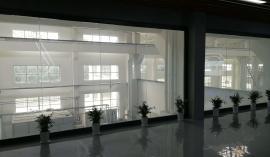 惠山光电科技展厅调光膜