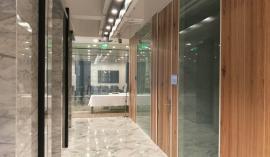 世纪商贸广场智能玻璃项目